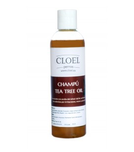 Dermochampú Tea Tree Oil